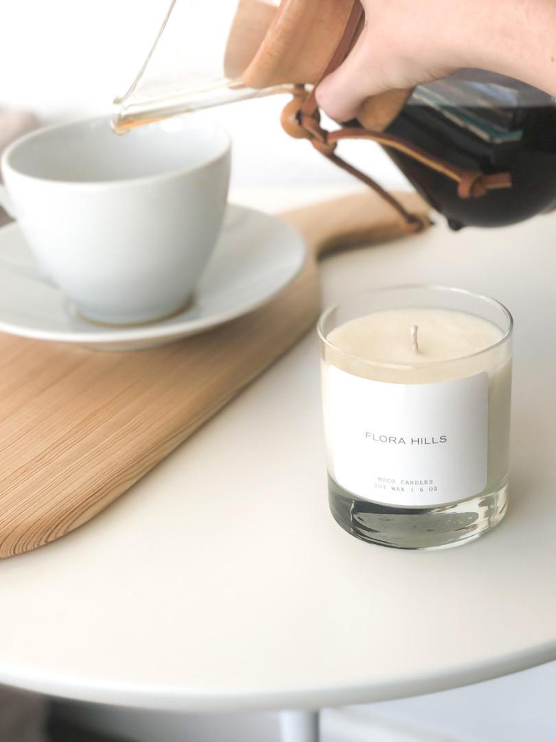 MOCO Candles | Flora Hills Scent