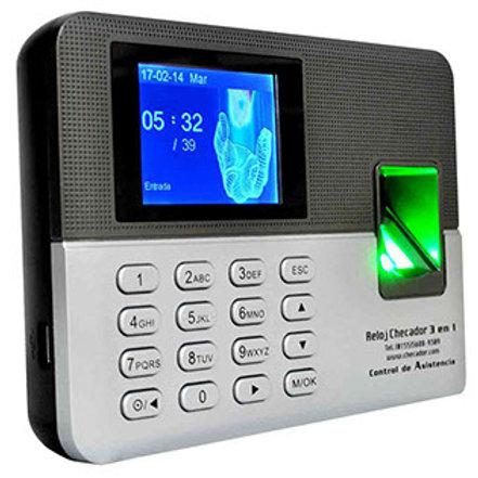 ZKTECO LX50 Control de Asistencia