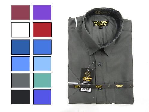 Camisa de Caballero Manga Larga REF 50-0559 S-XL