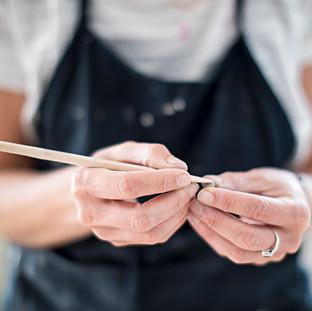 aulas de cerâmica