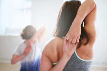上肢伸展運動