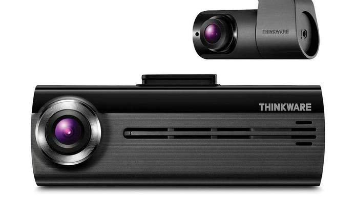 Thinkware FA200 Dual Channel Full HD WiFi Dash Cam