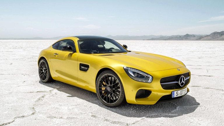 Mercedes Benz AMG GT/GTS/GTC/GTR BiTurbo 4.0