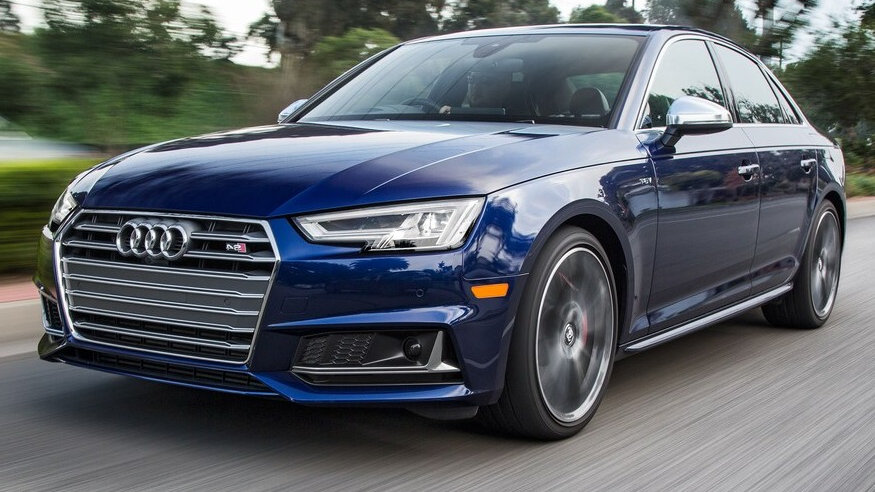 Audi S4 B9 2017-now 3.0L Turbocharged V6 TFSI