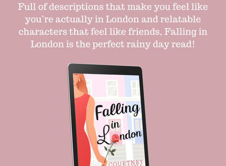 What Readers Are Saying About Falling in London!