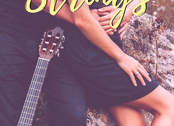 Behind the Strings - Nashville Starlet Book 1 -Signed Paperback