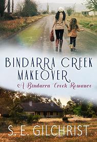 Gilchrist BINDARRA MAKEOVER ebook cover
