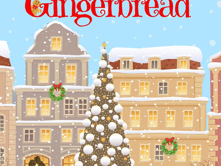 For the Love of Gingerbread Sneak Peek!!