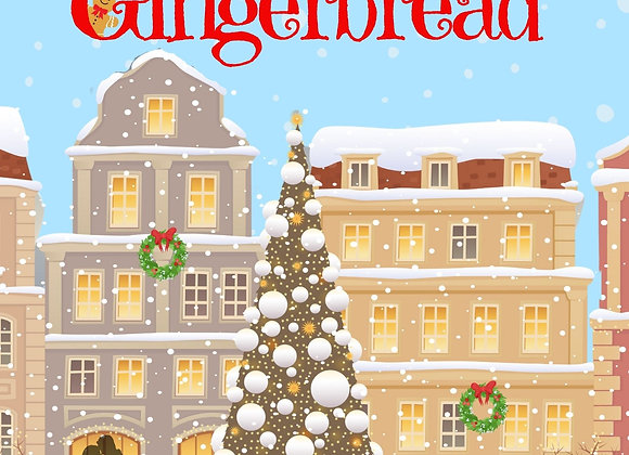 For the Love of Gingerbread Signed Paperback