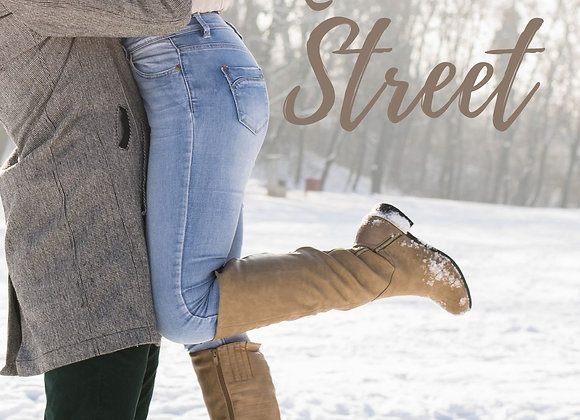 Slow Dancing on Main Street -Signed Paperback