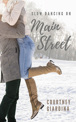 Slow Dancing on Main Street -Autographed Hard Copy