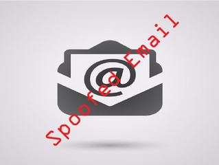 Have You Been Fooled by a Spoofed Email Scam?