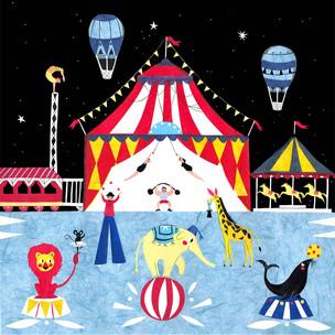 Circus Dream-La Joie de Voir