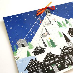 Advent Calendar-Simon and Schuster/Nord Süd