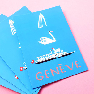 Geneva Postcard