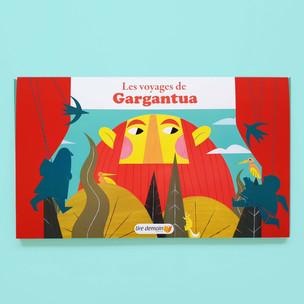 Gargantua's Travels-Auzou éditions