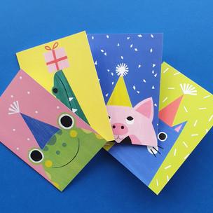 Wild Birthday Cards