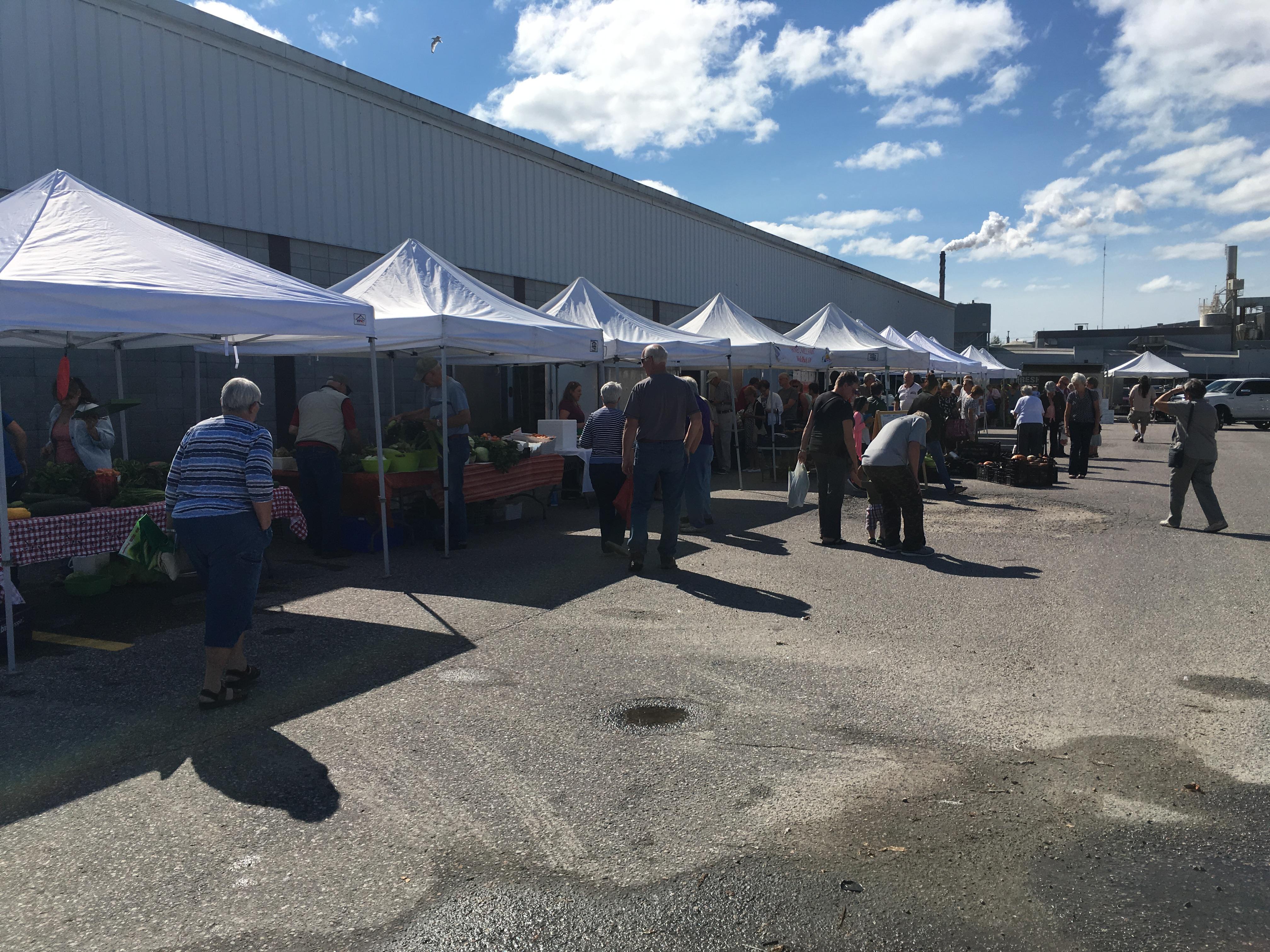 Dryden Market