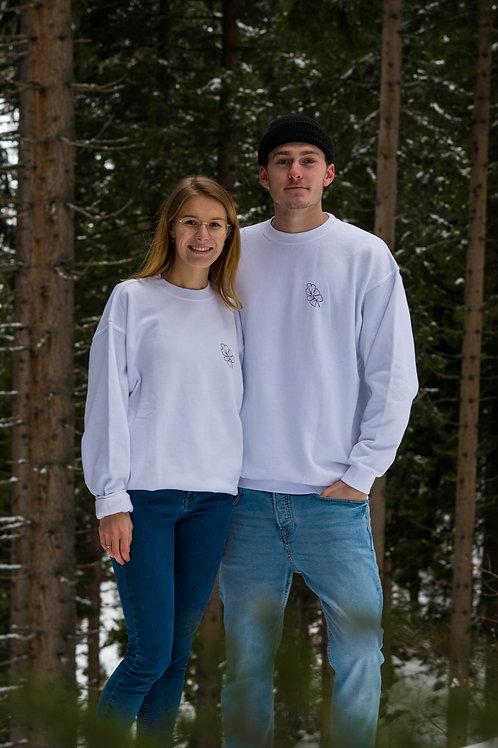 «FEGL» Sweatshirt Unisex - weiss