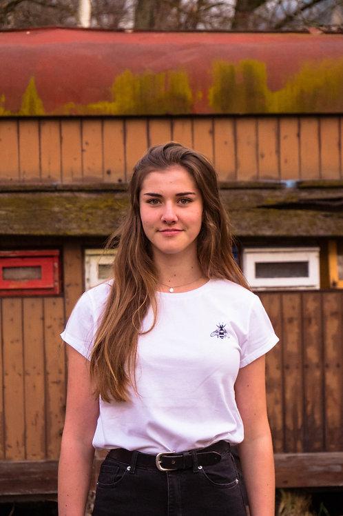 «AVIUL» T-Shirt Damen - Weiss