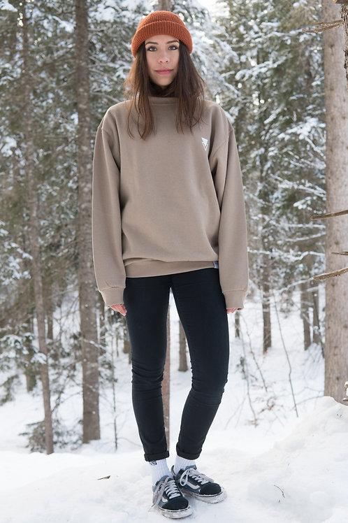 «Notg» Sweatshirt Unisex – Sand