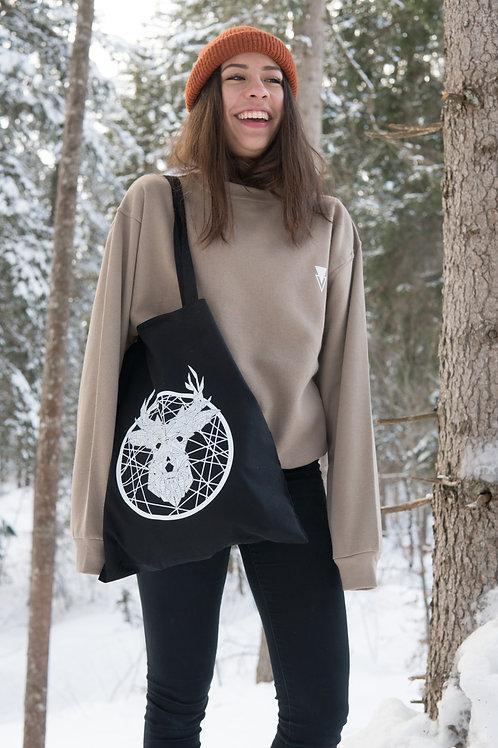 «Tscharva» Bag – Schwarz