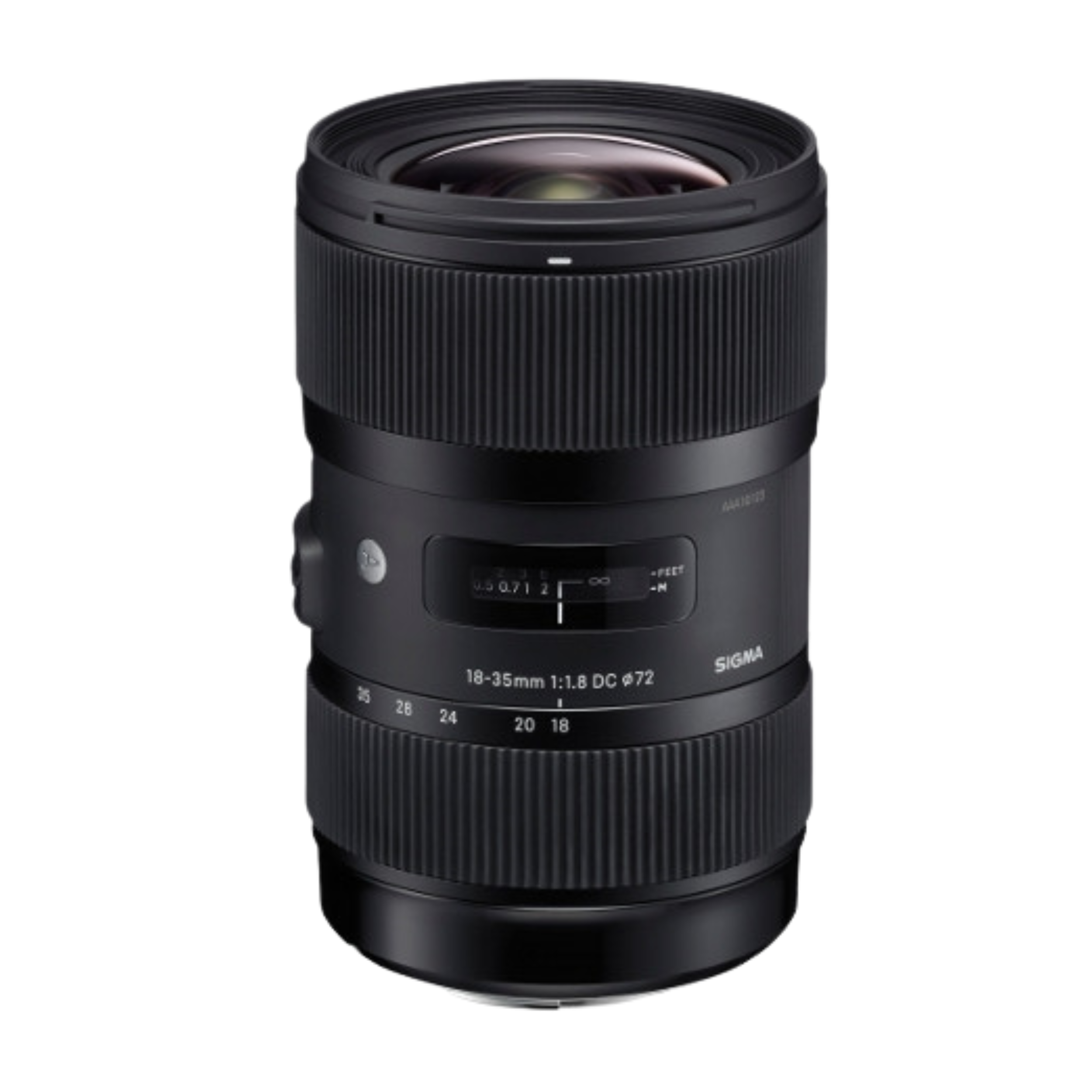 Sigma 18-35mm f/1.8 - Canon EF