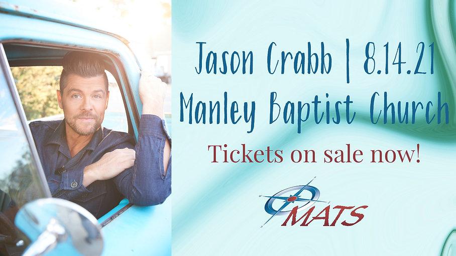 Jason Crabb, Tickets on Sale Now.jpg