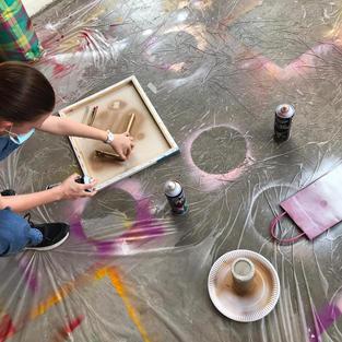 Workshops at Visual Arts Centre