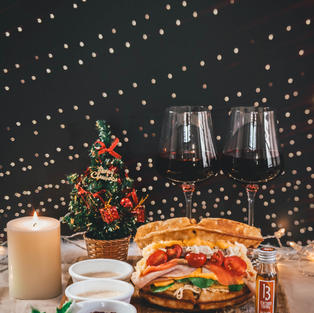The Forage Cafe Christmas Promotions (2020)