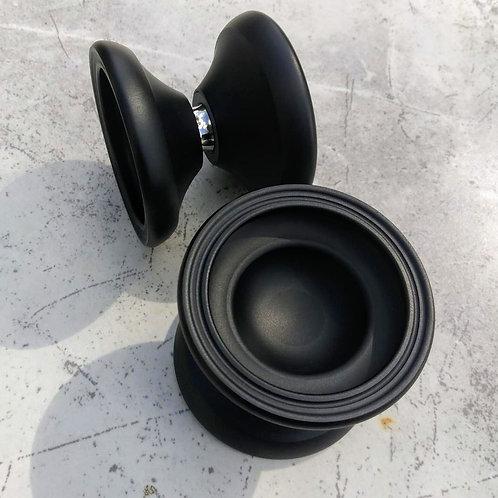 Puff Adder - Flat Black