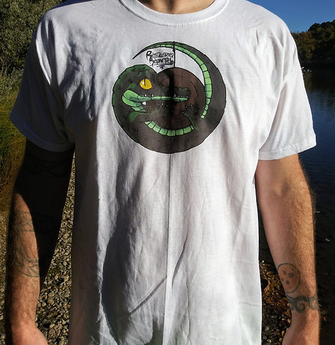 Caiman Shirt - White