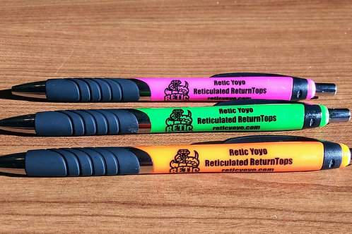 "Retic ""Embellish"" Pen"