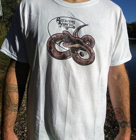 Retic Shirt - White