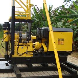exploration drilling rig sd44