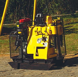 exploration drilling rig