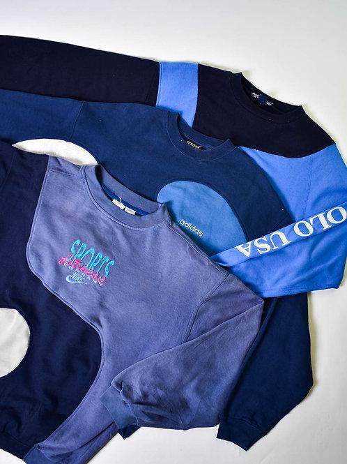 (PRE-ORDER 31/03/21) Reworked Echo Curve Branded Sweatshirts 70pcs