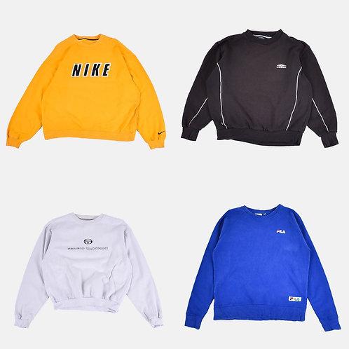 Premium Diamond / Ace Branded Sweatshirt Bale (70pcs)