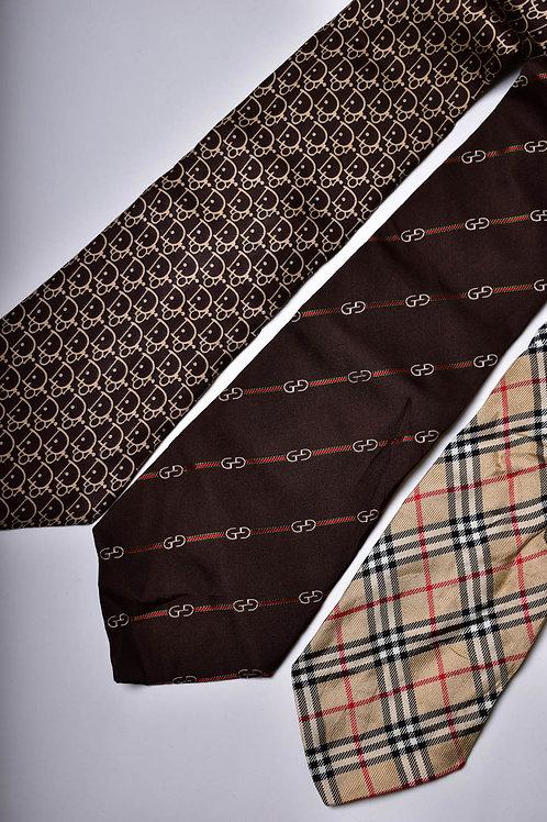 Designer Handpicked Logo Ties (30pcs)