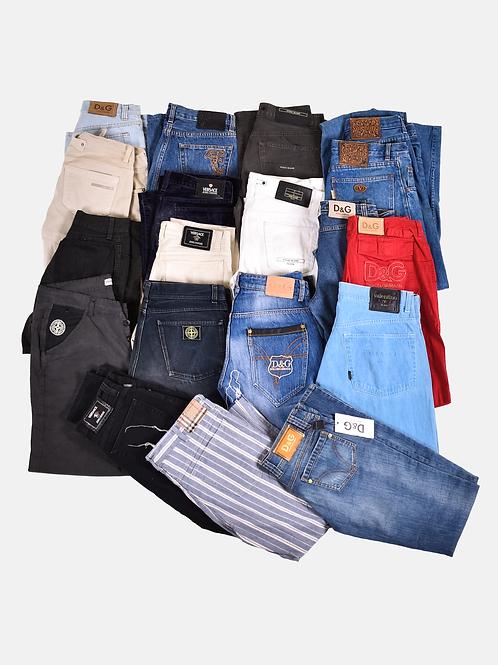 Designer Italian Diamond Super Graded Jeans (40pcs)