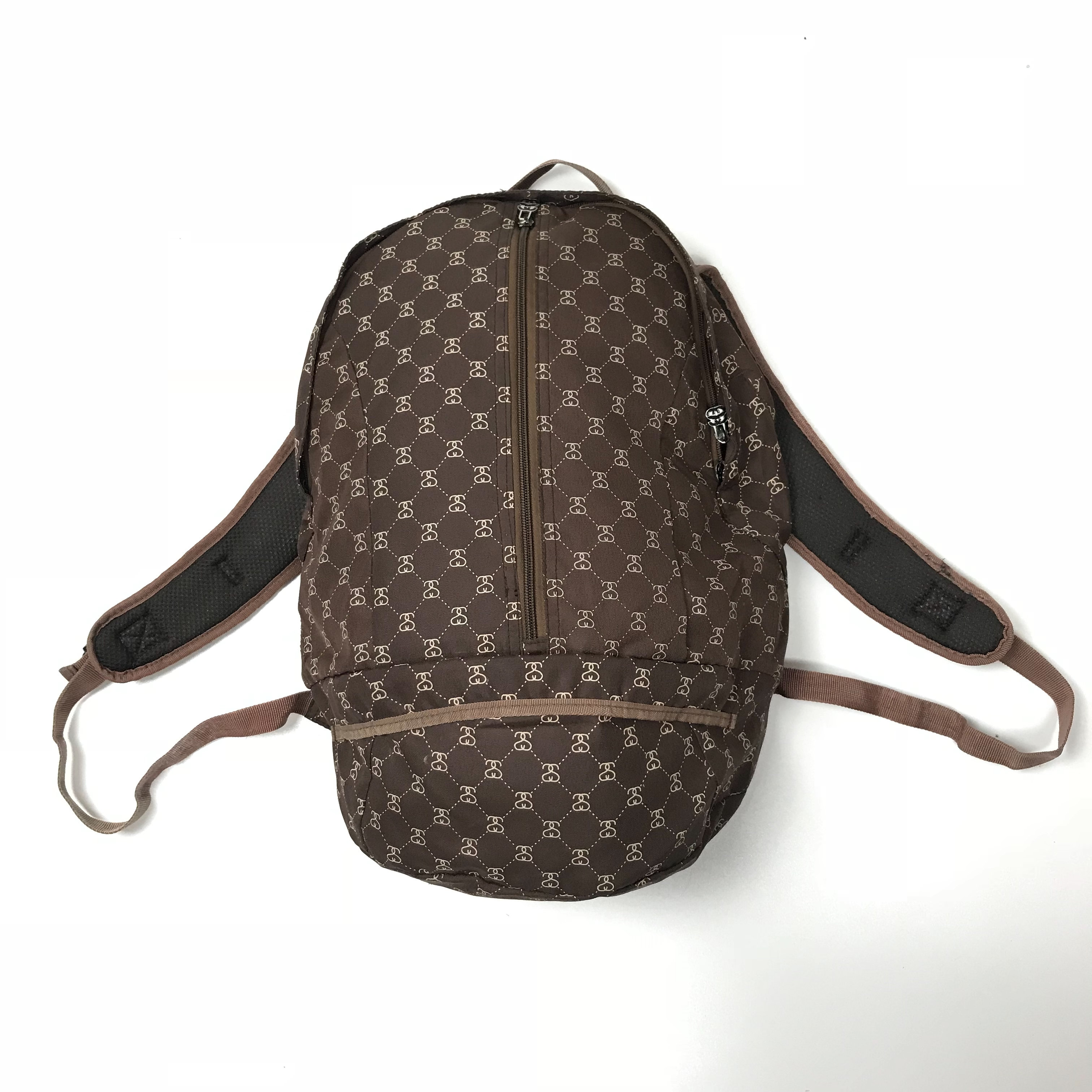4dd0e972da81 Inspired By Gucci s Monogram Pattern Stussy Created It s Own. This Backpack  Is By Far One Of The Rarest From That Selection. Notes  No Holes Rips Or  Stains.