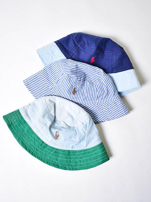Rework Shirt Bucket Hat Lot (35 pcs)