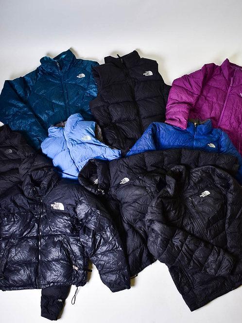 The North Face Premium Puffer Lot (30pcs)