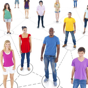Menschen und Unternehmen neu verbinden