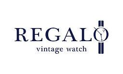 REGALO vintage watch