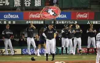福岡ソフトバンクホークス内川選手、史上51人目の2000本安打、歴代9位のスピード達成!