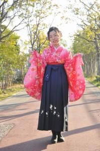 It'sフォーマル卒業袴⑬