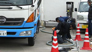 油性管更生工事