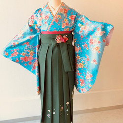 Lady's hakama