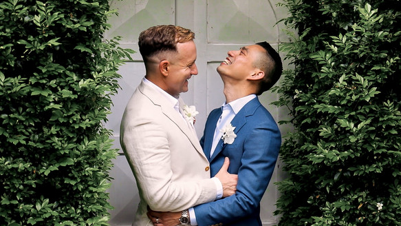 Carlo + Rob's Wedding